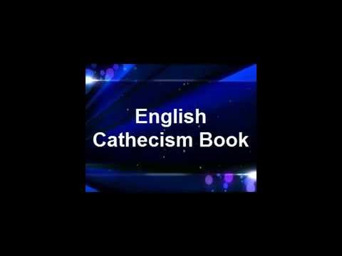 Video of English Catechism Book