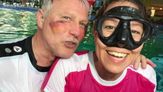 Europameisterschaft Unterwasser Fußball 2016