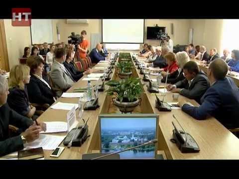 В правительстве области обсудили перспективы поставки продукции новгородских товаропроизводителей в Санкт-Петербург