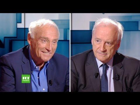 La Grande Interview de Jean-Marc Sylvestre: Hubert Védrine