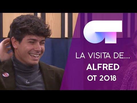 ALFRED visita la ACADEMIA de OPERACIÓN TRIUNFO  OT 2018