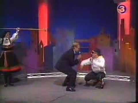Strangest thing to ever air on Norwegian television happened during a mid-90's talk show