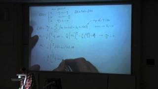 Dynamics, Noise&Vibration - Ch. 4 - Exercises (Lecture 5)