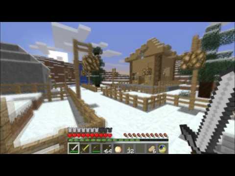 JTF - Minecraft Kaland Mapok - IceVillage Krónikák 2/2