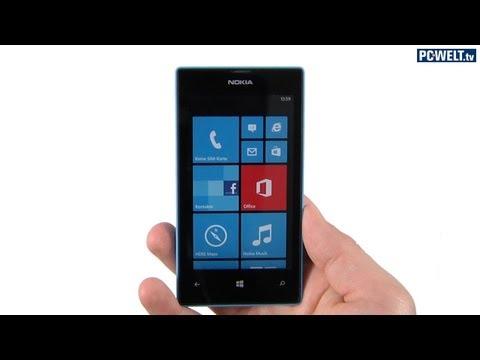 Youtube Video Nokia Lumia 520 black