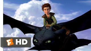 Video How to Train Your Dragon (2010) - Learning To Fly Scene (5/10) | Movieclips MP3, 3GP, MP4, WEBM, AVI, FLV Maret 2019