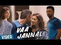 Koditta Idangalai Nirappuga | Vaa Jannal Video Song | Shanthanu | R.Parthiban | Sathya