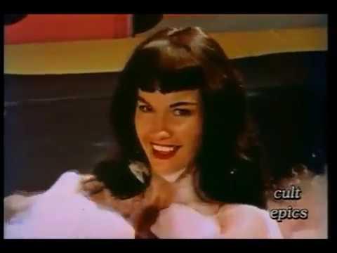 Striporama (1953) Intro & Bettie Page Scenes