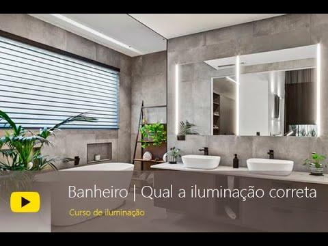 Iluminação de Banheiro - Por que usar PAR 20?