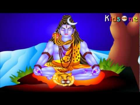 Hindu Festivals   History of Shivarathri In Hindi   with Animation