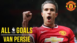 Video Robin van Persie | All the Premier League Goals | Manchester United MP3, 3GP, MP4, WEBM, AVI, FLV Januari 2019