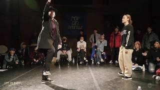 Kriss vs Eun-G – POP ON BATTLE VOL.6 SEMI FINAL