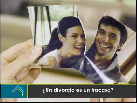¿Un divorcio es un fracaso?