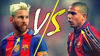 Video Messi Vs Ronaldo El Fenomeno | Dribbling/Runs/Speed/Goals 1080p HD MP3, 3GP, MP4, WEBM, AVI, FLV September 2017