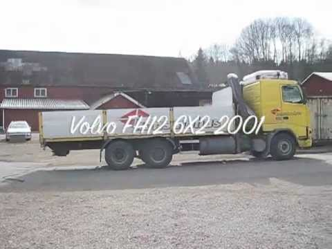 Volvo Hiab - Very nice crane truck in stock ready for sale. Sold to Chile.