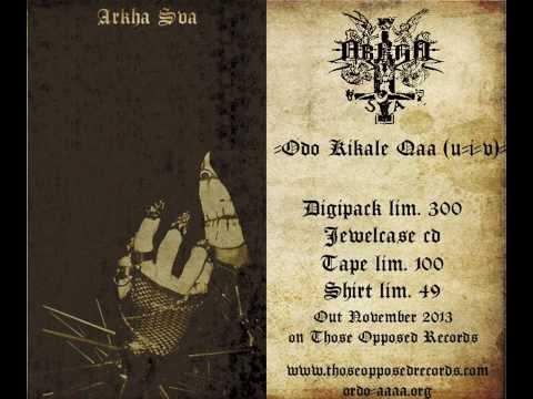 ARKHA SVA - Odo Kikale Qaa U I V - Hvt Lr'Ch Kmch (видео)