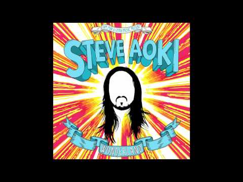 Steve Aoki Feat Rivers Cuomo - Earthquakey People (The Sequel) (Cover Art)