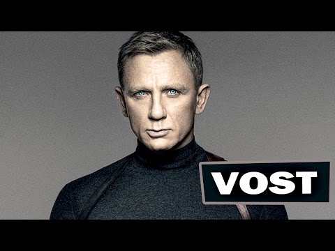 SPECTRE Bande Annonce VOST (James Bond - 2015)