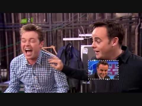 BGMT Series 4 (2010) - Ant & Dec's chocolate faces and best bits ...