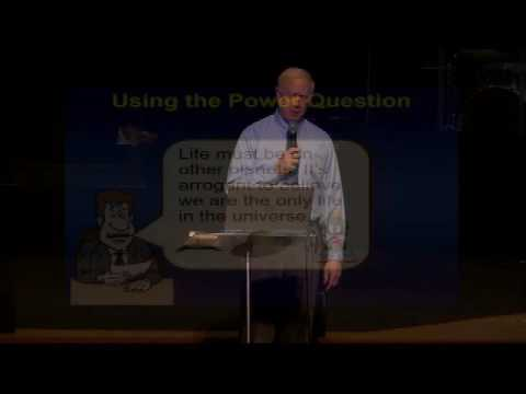 Critical Thinking Skills That Disarm Evolutionists – Mike Riddle
