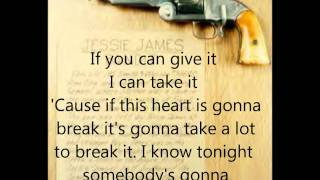Just like Jesse James - Cher (with lyrics)