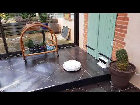 Test comparatif iRobot Roomba 980 VS Xiaomi Mi Robot Vacum