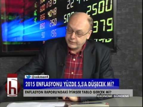Dr. Cüneyt Akman'la Piyasalar: Merkez teslim oldu, Dolar fırladı