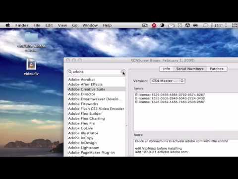 Mac OS X : Applications : KCNScrew