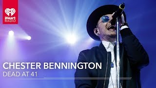 Subscribe Here! ▻ http://bit.ly/1Jy0DbO It has been announced that Chester Bennington, singer of Linkin Park, committed suicide ...
