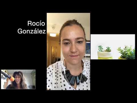 Desde Nueva York, Rocío González, de Daravi, en una capacitación internacional