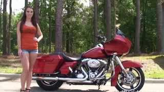 8. Used 2013 Harley Davidson Road Glide Custom Motorcycles for sale  - Crystal River, FL