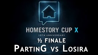 HomeStory Cup X - Day 4 - ½ finale #2
