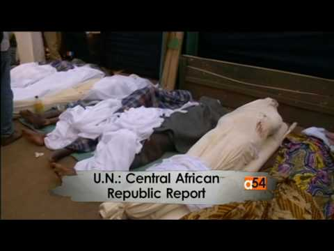 Central Africa – Justice/UN