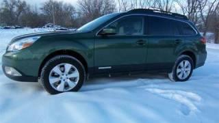 2010 Subaru Outback 3.6R Review