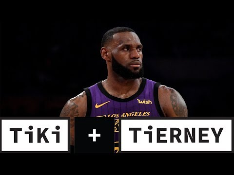 Video: LeBron climbs the record books | Tiki + Tierney