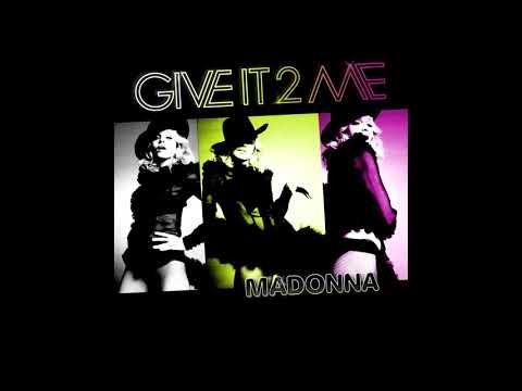 Madonna — Give It 2 Me (Official Studio Acapella & Hidden Vocals/Instrumentals) (Stems)