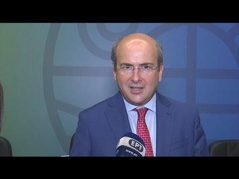Δήλωση του υπουργού Περιβάλλοντος- Ενέργειας Κ. Χατζηδάκη για το πρόγραμμα «Εξοικονομώ – Αυτονομώ»