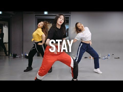Stay (Don't Go Away) - David Guetta Ft. Raye / Tina Boo Choreography