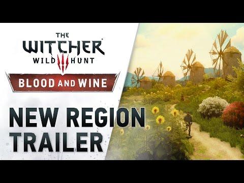 Krótka wycieczka po Toussaint, czyli nowej lokacji, w której będzie sie rozgrywac akcja dodatku Wiedźmin 3: Krew i Wino