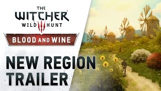 ������� � ���� Witcher 3: Wild Hunt - Blood and Wine, The