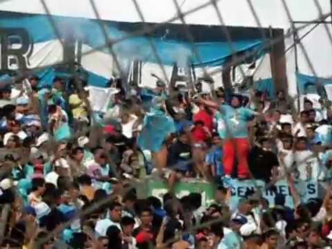 Video - Extremo Celeste ante Alianza en Matute (03-11-2013) - Extremo Celeste - Sporting Cristal - Peru