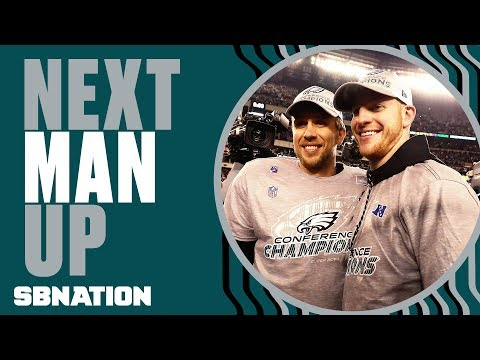 Video: How the Eagles can win with a backup quarterback