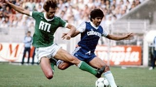 Bastia France  City pictures : Finale Coupe de France 1981 : Bastia-Saint Etienne (2-1)