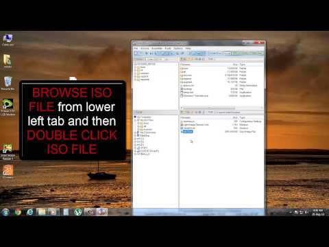 how to make a usb bootable iso