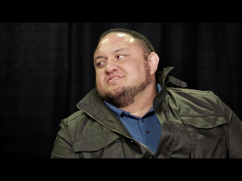RAW's resident destroyer catches up with Jimmy Korderas