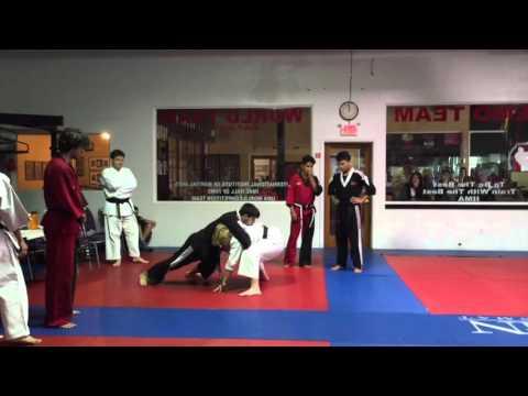 Black Belt Testing Spring 2016