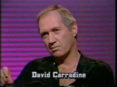 Talk Show - David Carradine