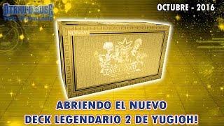 Video Abriendo el Nuevo Deck Legendario 2 de Yu-Gi-Oh! MP3, 3GP, MP4, WEBM, AVI, FLV Juli 2018