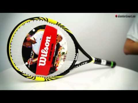 Wilson Pro Lite BLX 2 Tennisschläger