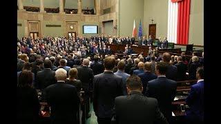 Skandaliczne zachowanie Krystyny Pawłowicz w Sejmie